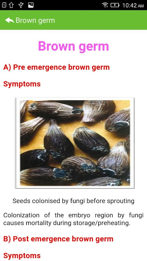 Oil Palm Diseases English- screenshot