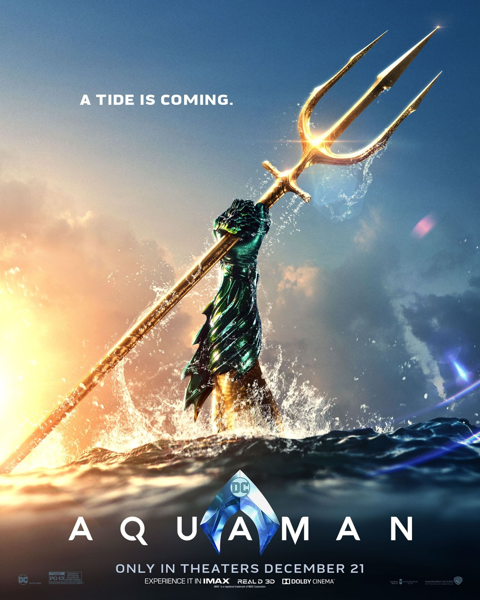Aquaman official site