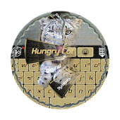 Hungry Cat GO Keyboard Theme
