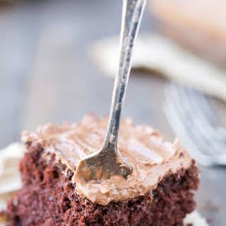 Chocolate Mashed Potato Cake Recipes.
