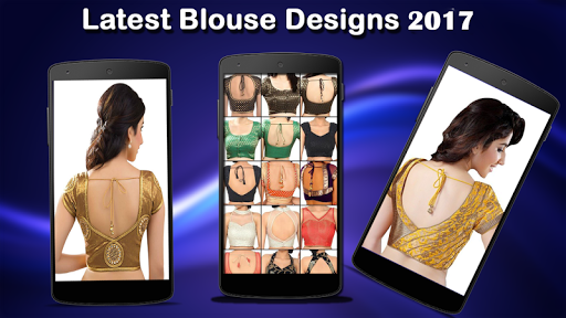 Latest Blouse Designs 1.0.1 screenshots 10