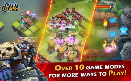 Castle Clash: Age of Legends Captura de pantalla 5