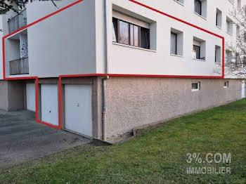 Appartement 4 pièces 82,77 m2