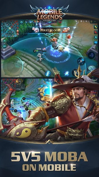 Mobile Legends: Bang bang v1.1.66.1431 (Mod)
