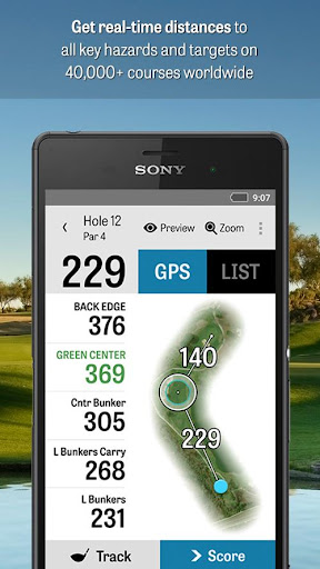 Golf GPS Rangefinder: Golf Pad - Android Apps on Google Play