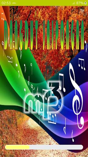 لقطات شاشة Lagu Jaipong Dangdut MP3 1