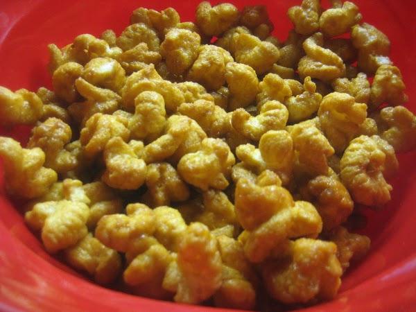 Caramel Puffcorn Recipe