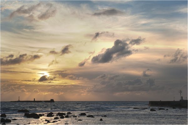 Sea sunset di Serfano