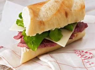 French Bistro Sub