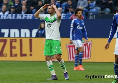 Sans De Bruyne, Wolfsburg galère
