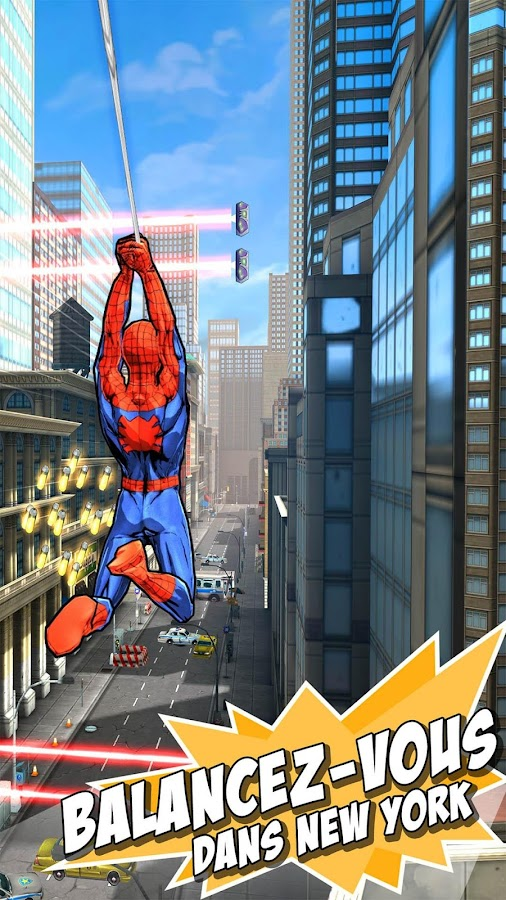 marvel spider man unlimited capture dcran