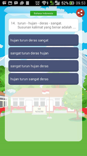 Soal Ujian SD 1.6 screenshots 5