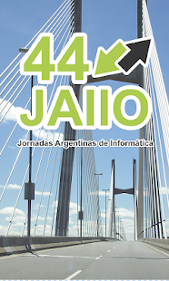 44JAIIO- screenshot thumbnail