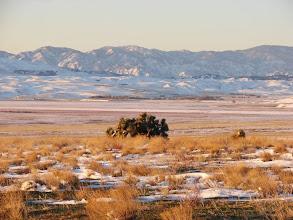 Photo: Antelope Valley Snow - A. Jones