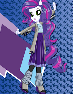 Dress Up Rarity Games - náhled