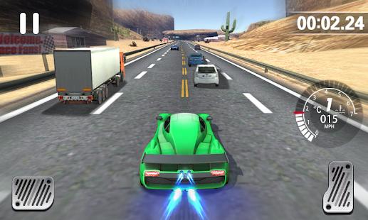turbo racing car screenshot thumbnail