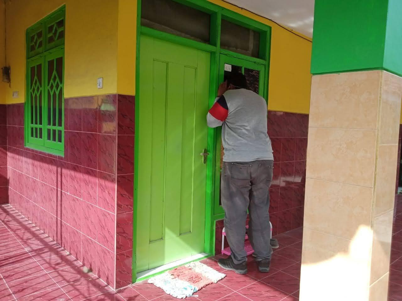 Densus 88 Polri Tangkap Terduga Teroris di Mojokerto