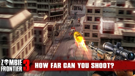 Zombie Frontier 3 Shot Target MOD Android Apk