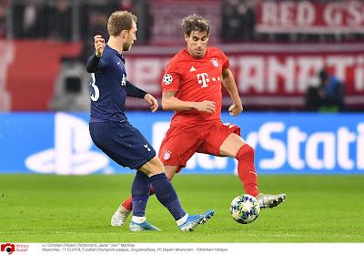 Un milieu de terrain du Bayern Munich sur le départ