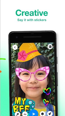 Messenger Kids – The Messaging App for Kidsのおすすめ画像5