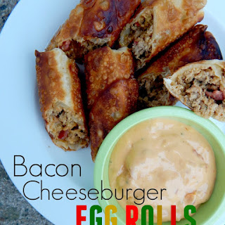 Bacon Egg Roll Recipes