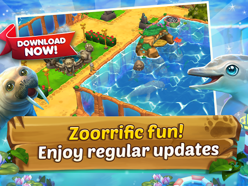 Zoo 2: Animal Park filehippodl screenshot 7