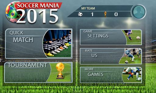 Football Champions Mania 2015