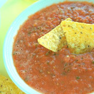 Salsa de Mesa (Table Salsa).