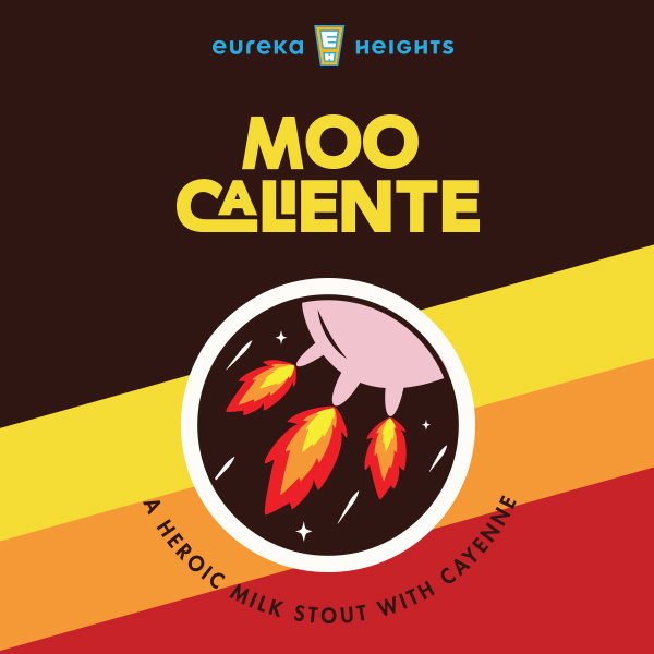 Logo of Eureka Heights Moo Caliente