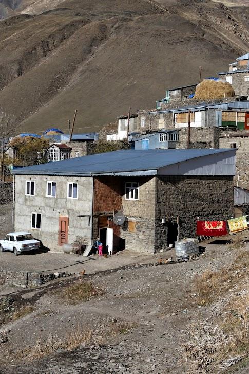 Azerbejdżan, Xinaliq, Hinalug