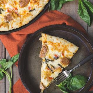 Omaha Steaks Italian Sausage Pizza