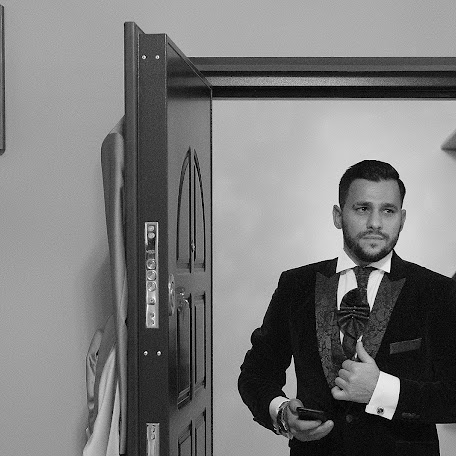 Wedding photographer Palage George-Marian (georgemarian). Photo of 17.11.2017