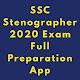 SSC Stenographer Exam ( 2019 - 2020 ) Download on Windows