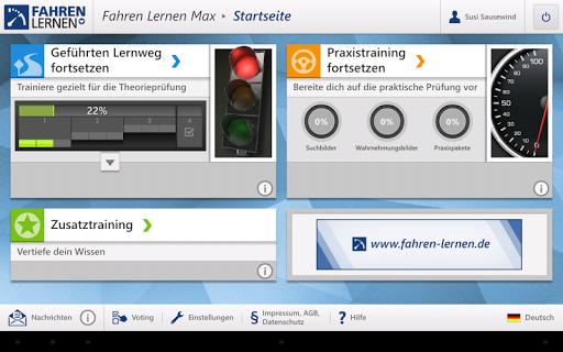 Fahren Lernen screenshot 11