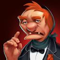 Mafioso: Mafia 3v3 Turn-Based Strategy & Clan Wars icon