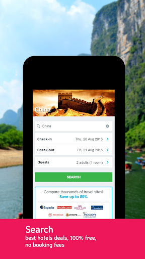China Hotel Booking Deals