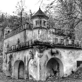 by Natalie Zvonar - Buildings & Architecture Decaying & Abandoned (  )