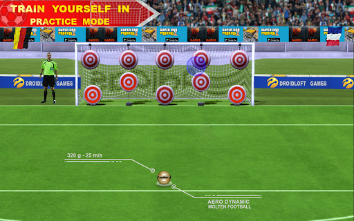 Soccer Football Strike Worldcup Champion League 9.0 screenshots 9