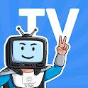 TV-TWO: Watch & Earn Rewards - Get BTC & Get ETH icon