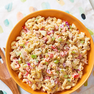 How to Make Better Classic Tuna Macaroni Salad Recipe