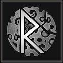 Rune reading icon