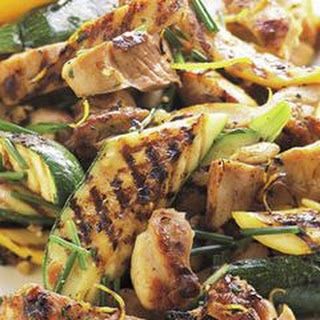 Summer Squash and Chicken
