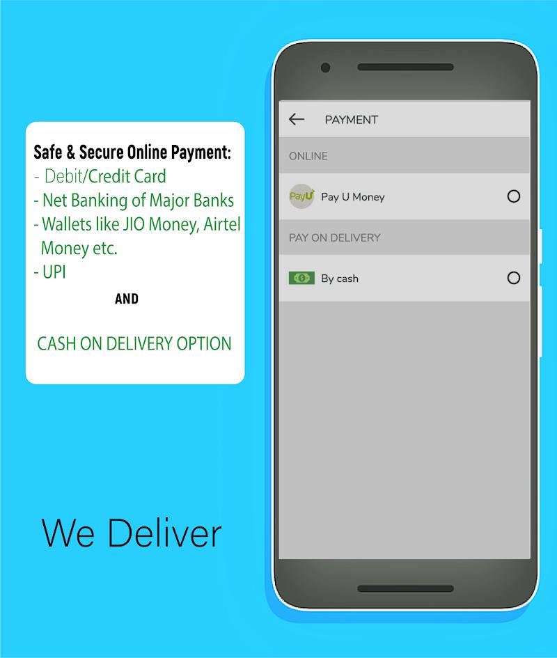 Скриншот Foodmorung - Food Order & Delivery App