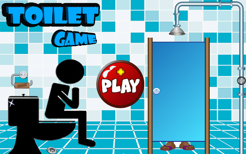ToiletTime : Game bathroom screenshot 1