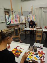 Photo: Beginnerscursus tekenen en schilderen van Betteke Akkerman