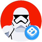 AR Stickers: The Last Jedi Icon