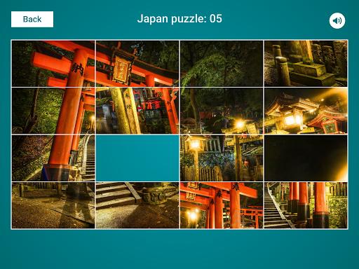 Japan Sliding Jigsaw 1.1.0 screenshots 8