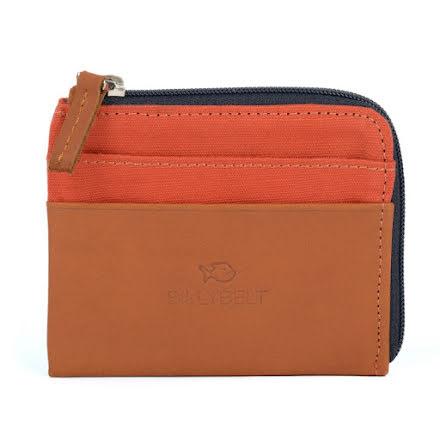 BillyBelt Card holder orange brick