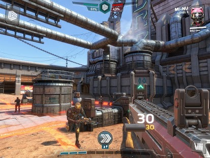 Modern Combat Versus v1.0.11 APK + MOD (Unlimited Money) + DATA