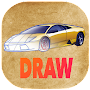 Learn How To Draw Cars 2 APK icon